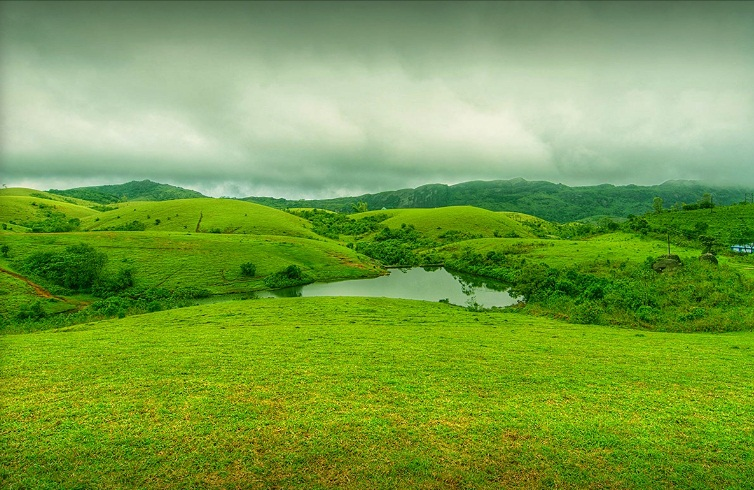 Vagamon 1 Night/ 2 Days Tour packages